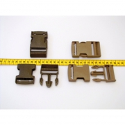 ITW Nexus Side Release Buckle 40mm