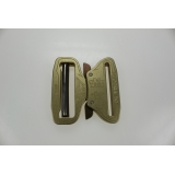 SALE FC50SVF-XL-ELOX AustriAlpin Cobra Buckle 50mm Desert Sand anodized male adjustable, XL clips