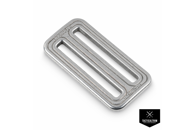 FC41A AustriAlpin 2-slots Buckle 45mm  polished