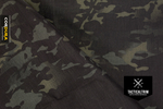 Multicam Black 500denier WESTRIDGE INVISTA CORDURA® PU coated CUSTOM CUT