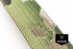 Nylon/Polyester Deployment Belt Multicam Original 44mm, gewebt, Meterware