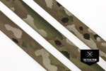 Polyester Barracks Belt Multicam Original 1.5, Jacquard Woven, CUSTOM CUT