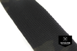 Polyamid Webbing Multicam Black 2, Double-Side Printed, CUSTOM CUT