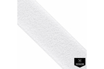 VELCRO® Loop, White, 4 (100mm), CUSTOM CUT