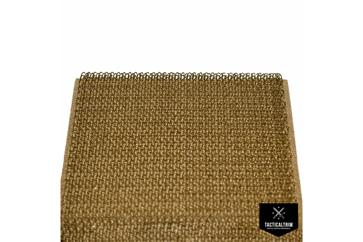 VELCRO® Haken, Coyote Brown 498, 30mm, Meterware