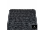 VELCRO® Hook, Black, 1.5 (38mm), CUSTOM CUT