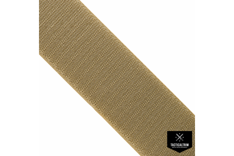 VELCRO® Haken, Tan 499, 20mm, Meterware