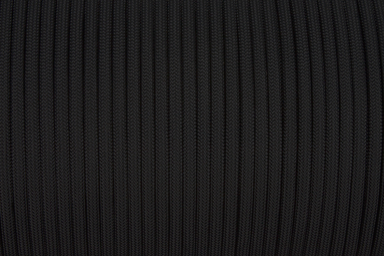 150m Spool Type III TACTICALTRIM Cord in color BLACK