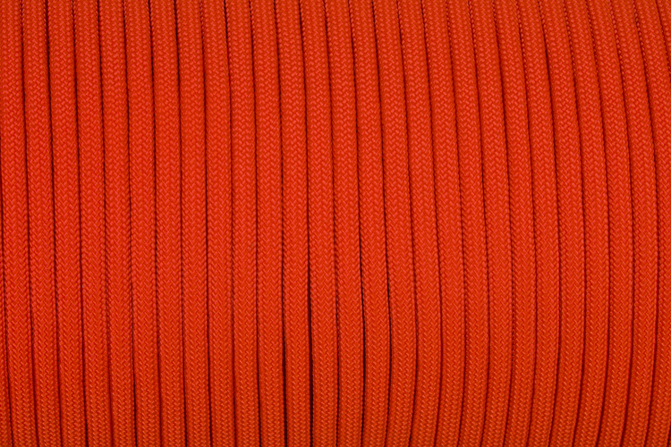 150m Spool Type III TACTICALTRIM Cord in color NEON ORANGE