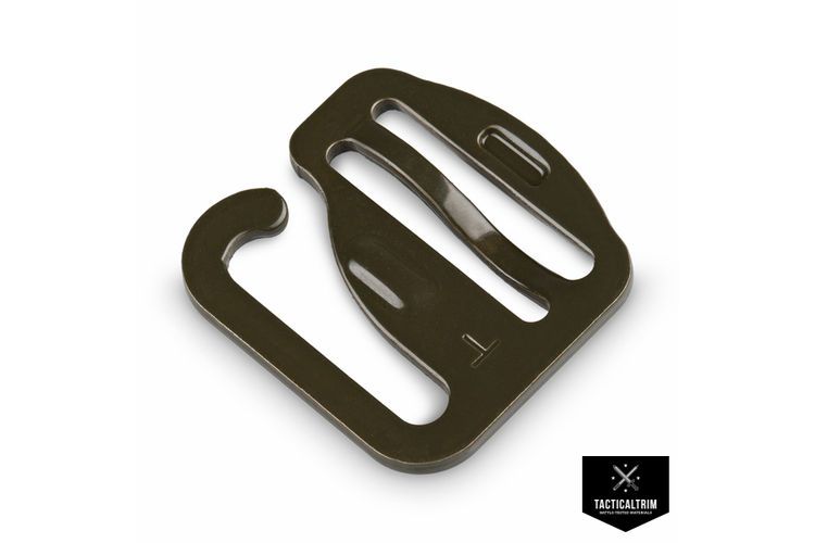TG-Hook Metall 25mm Olive