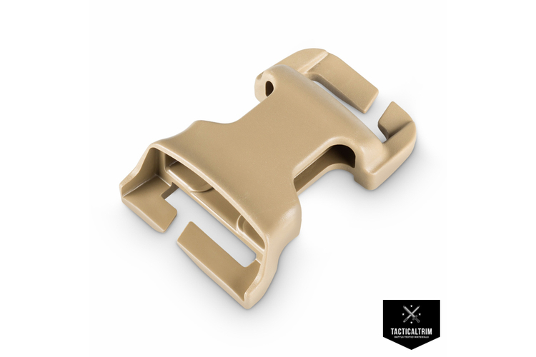 WB25 SRC PALS-Mount 2M Warrior-Serie 25mm Tan 499