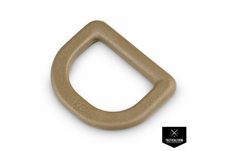 D-Ring 2M SA-Serie 25mm Tan 499