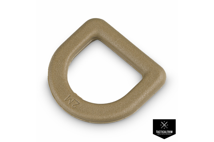 D-Ring 2M SA-Serie 20mm Tan 499