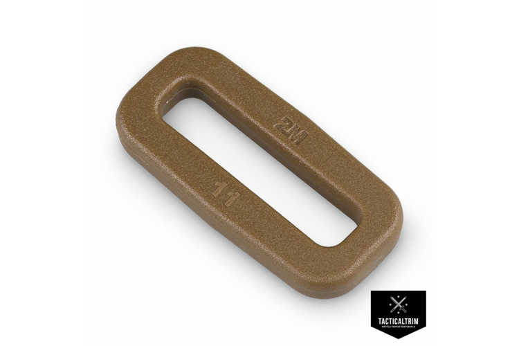 Square-Ring 2M OS-Series 25mm Coyote Brown