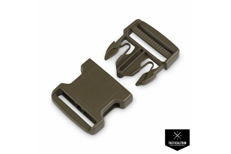 Side-Release Buckle 2M 795-Series 50mm (2.00) RAL7013