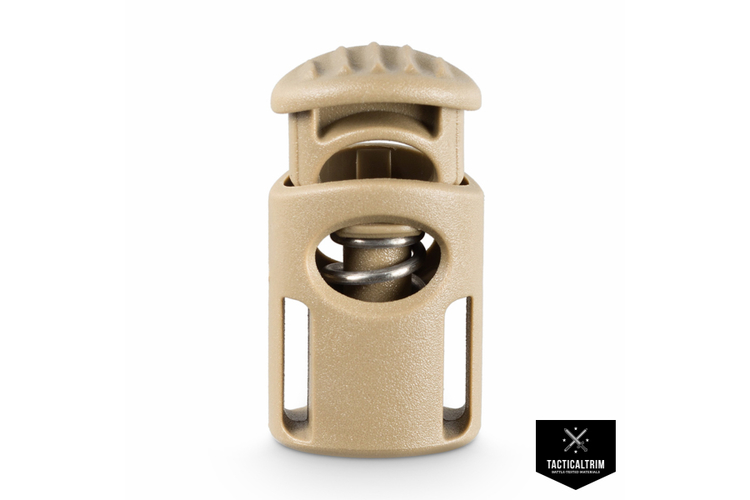 Kordelstopper F4/Military 2M F-Serie  Tan 499
